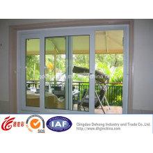 Top Quality PVC / Aluminum Sliding Window with Good Price