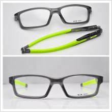 Crosslink Óculos Óculos Quadros, Mudável Temple Eyeglasses Frame (ox8027)