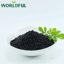melhorar a fertilidade do solo ácido orgânico humic + fertilizante granular de aminoácidos com NPK 12-0-4