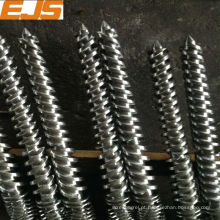 revestimento de liga alto usar rosca dupla de resistência e barril