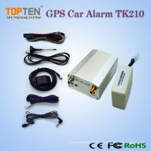 Drahtloser Realzeit GPS-Auto-Warnung / GPS-Verfolger mit Fernsteuerungs, zwei Weise, die Tk210 (WL)