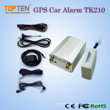 Real Time Wireless Vehicle GPS Tracker + Car Alarm System Tk210 (WL)