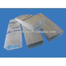 Sacs de stérilisation médicaux pliés