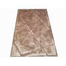 Dünner Silk moderner Art-Teppich