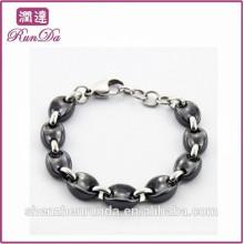 Alibaba nova chegada baratos pulseiras pretas