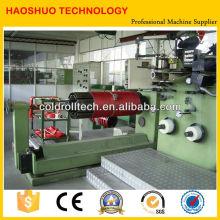High Voltage Foil Winding Machine