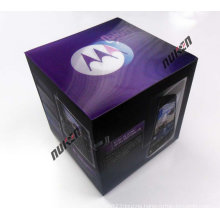 2015 Popular Purple 3D Packaging