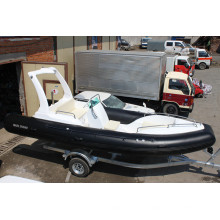 RIB580 Boot Rubber Boot Schlauchboot Festrumpf mit CE