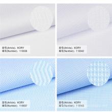 china wholesale 60 algodão 40 tecido de poliéster têxtil