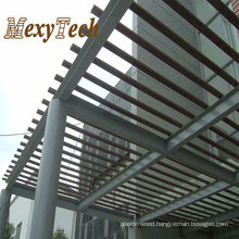 Professional Composite Wood Pergola Supplier