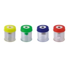 Aluminum Blade Plastic Pencil Sharpener