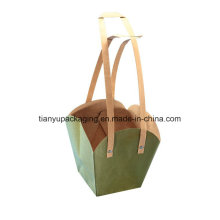 Waterproof Kraft Paper Bag Gift Bag