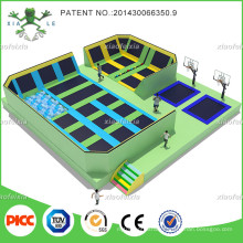 China Best Design Cheap Mini Trampoline Park
