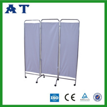 3-foldable Stainless steel Ward screen