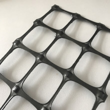 Polypropyleen Plastic Extreded Biaxial Geogrid