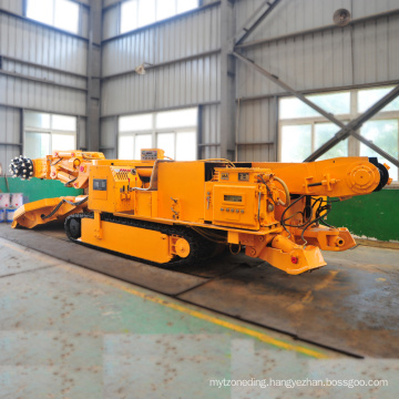 KAMY EBH120 High Efficient Single Cantilever Tunnelling Coal Mining Machine Roadheader for Sale