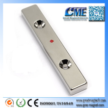 Magnetic Filtration Magnetic Plate Materials for Permanent Magn