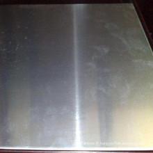 1.4652 S32654 654smo Tôle d'acier inoxydable