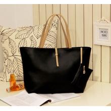 Women Faux Leather Fashion Messenger Sac à main Lady Shoulder Bag (43250)
