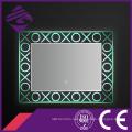 2016 последний прямоугольник база Кристалл Зеркало для макияжа с сенсорным экраном