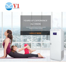 Filtro de ar europeu purificador de ar com filtro hepa para casa