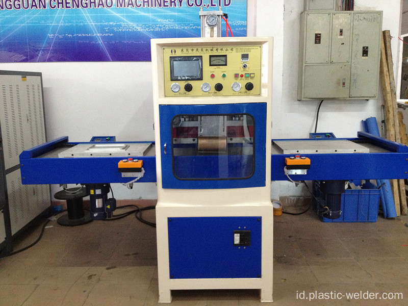 Mesin Double Stations High Frequency Machine