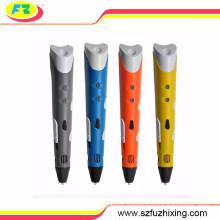 2016 Popular Digital Kids 3D Stereoscopic Drawing Pen 3D Drawing Pen