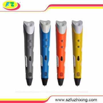 2016 Popular Digital Kids 3D Stereoscopic Drawing Pen