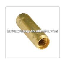 ligne de puissance matériel raccord cuivre pièces cuivre coupleur pince pour rod rod fabricant électrique tige de mise à la terre raccord