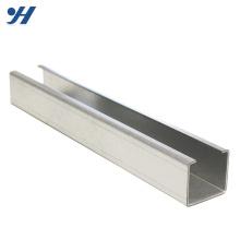 Durável no uso de material de aço MSC Channel