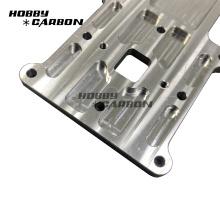 Piezas de los accesorios del CNC del aluminio del OEM / ODM del producto que trabaja a máquina