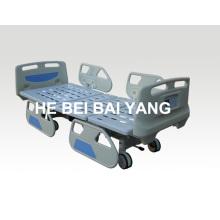 (A-2) Шесть функциональных электрических больничных коек