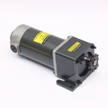 Редукторный двигатель постоянного тока для упаковочного оборудования