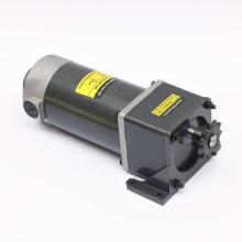 Motor redutor DC para máquinas de embalagem