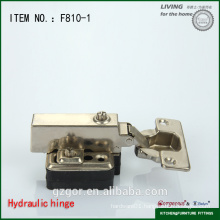 Gorgeous hydraulic spring hinge/furniture hardware for wooden cabinet door