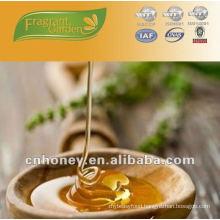 linden honey material