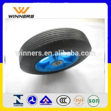 Roue en caoutchouc solide de roue de vente chaude 8x1.75 pour le nettoyeur à haute pression