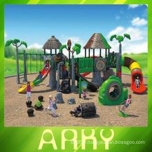 2014 nouvelle aire de jeux jardin design pour enfants
