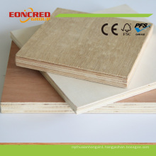 1220X2440/1250X2500mm Best Prices Furniture Grade Commercial Plywood