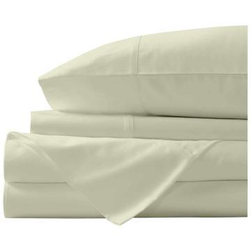 Bettlaken aus 100% ägyptischer Baumwolle für zu Hause