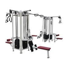 Multi fitness equipment Integrated Gym Trainer 8 Estação de máquina