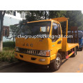JAC 10-16Ton Bed Rendah Truck Trailer