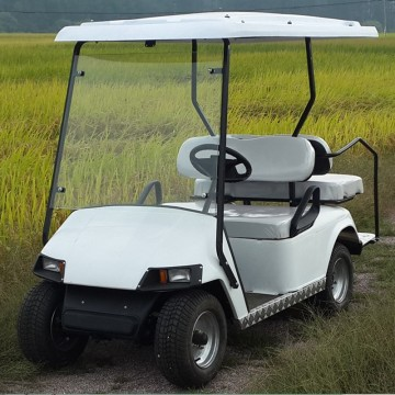 Wholesale 2+2 seat electric golf cart