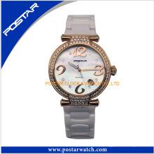Relógio de quartzo fasionável com entrega rápida de pedras