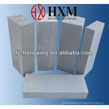 Máquina de bloco de peso leve AAC (HXM)