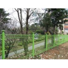 Cerca de fio de PVC, portão de vedação