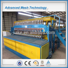 Automatic concrete steel rebar mesh welding machine