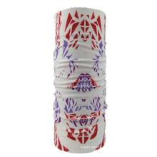 Promotion multi purpose design your own polyester sport face mask bandana headwear