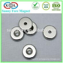 Permanent-Magnete Bogen für rotor