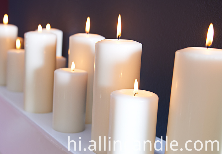 White-candle